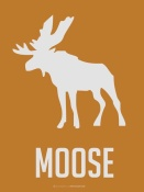NAXART Studio - Moose White