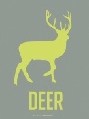NAXART Studio - Deer Green