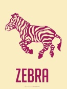 NAXART Studio - Zebra Red