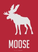 NAXART Studio - Moose Red