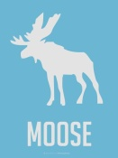 NAXART Studio - Moose Blue