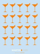 NAXART Studio - Martini Lover Orange