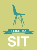 NAXART Studio - I Like To Sit 2