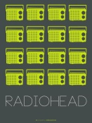 NAXART Studio - Radiohead Yellow