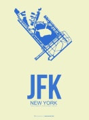 NAXART Studio - JFK New York Poster 3