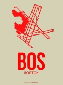 NAXART Studio - BOS Boston Poster 1