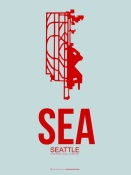 NAXART Studio - SEA Seattle Poster 1