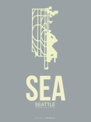 NAXART Studio - SEA Seattle Poster 3