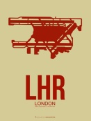 NAXART Studio - LHR London Poster 1