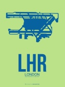 NAXART Studio - LHR London Poster 2