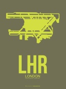 NAXART Studio - LHR London Poster 3