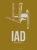 NAXART Studio - IAD Washington Poster 3