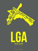 NAXART Studio - LGA New York Poster 1