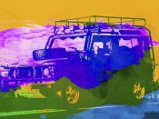 NAXART Studio - Land Rover Defender