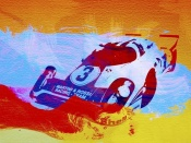 NAXART Studio - Porsche 917 Martini and Rossi