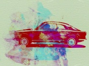 NAXART Studio - Alfa Romeo Watercolor 2