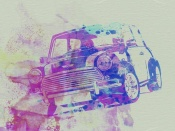 NAXART Studio - Mini Cooper