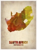 NAXART Studio - South African Map