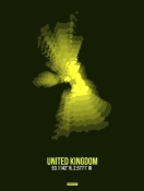 NAXART Studio - United Kingdom Radiant Map 3