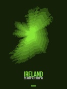 NAXART Studio - Ireland Radiant Map 2