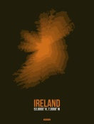 NAXART Studio - Ireland Radiant Map 3