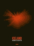NAXART Studio - Iceland Radiant Map 1