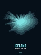 NAXART Studio - Iceland Radiant Map 2