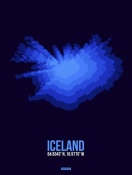 NAXART Studio - Iceland Radiant Map 3