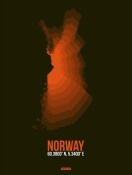 NAXART Studio - Norway Radiant Map 1