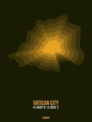 NAXART Studio - Vatican City Radiant Map 2