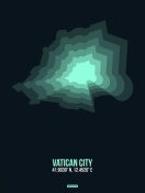 NAXART Studio - Vatican City Radiant Map 3