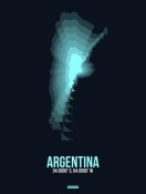NAXART Studio - Argentina Radiant Map 1
