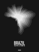 NAXART Studio - Brazil Radiant Map 4