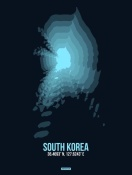 NAXART Studio - South Korea Radiant Map 2