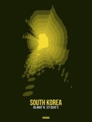 NAXART Studio - South Korea Radiant Map 3