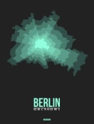 NAXART Studio - Berlin Radiant Map 3
