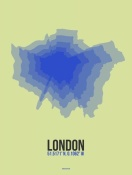 NAXART Studio - London Radiant Map 4