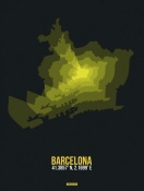 NAXART Studio - Barcelona Radiant Map 1