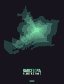 NAXART Studio - Barcelona Radiant Map 2