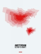 NAXART Studio - Amsterdam Radiant Map 1