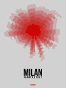NAXART Studio - Milan Radiant Map 1