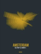 NAXART Studio - Amsterdam Radiant Map 3