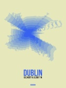 NAXART Studio - Dublin Radiant Map 1