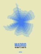 NAXART Studio - Madrid Radiant Map 1
