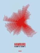 NAXART Studio - Hamburg Radiant Map 1