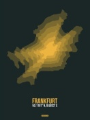 NAXART Studio - Frankfurt Radiant Map 1