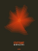 NAXART Studio - Stuttgart Radiant Map 2