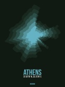NAXART Studio - Athens Radiant Map 2