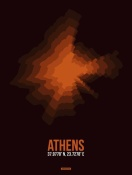 NAXART Studio - Athens Radiant Map 3