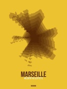 NAXART Studio - Marseille Radiant Map 3